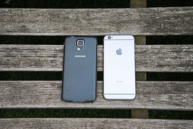 comparativa-iphone-6-vs-galaxy-s5