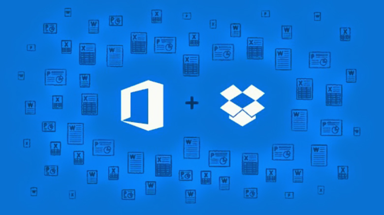 Dropbox-Microsoft