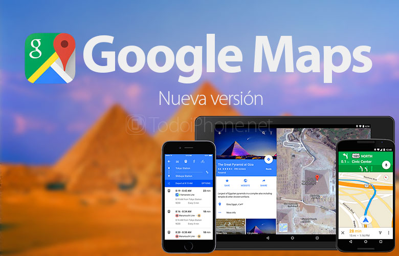 google-maps-nuevo-material-design-iphone-ipad