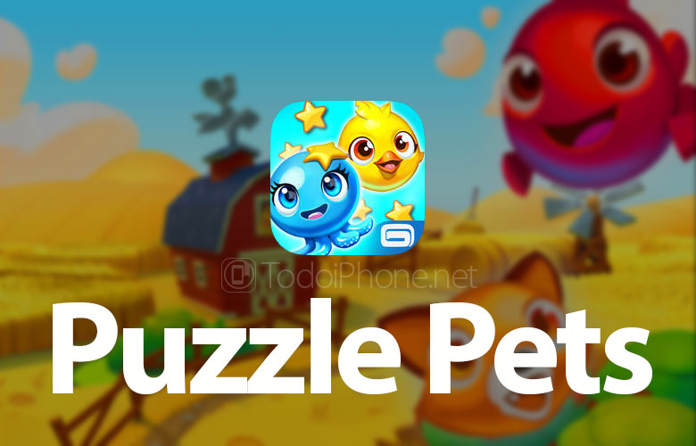 Puzzle-Pets-Juego-iPhone-iPad