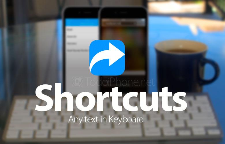 Shortcuts-iPhone-app-teclado