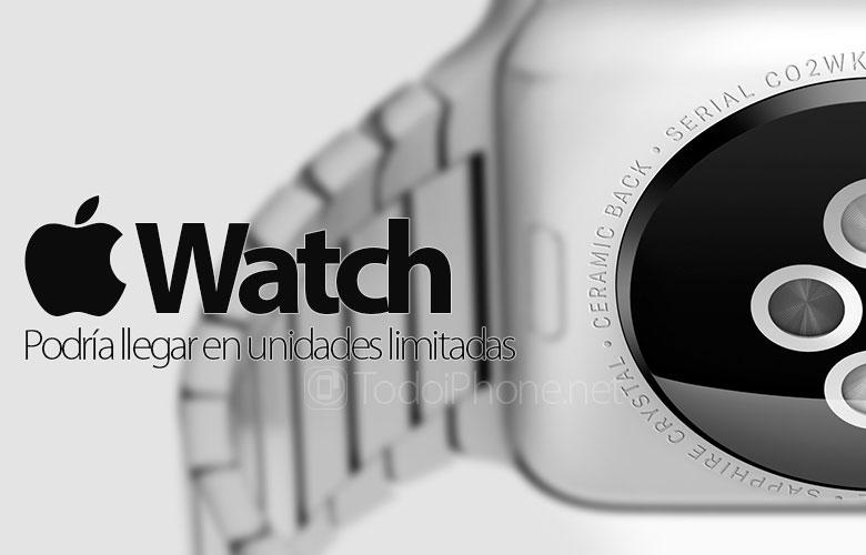 apple-watch-disponibilidad-limitada-problemas-produccion
