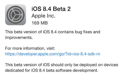 iOS-8-4-beta-2-iphone-ipad-disponible