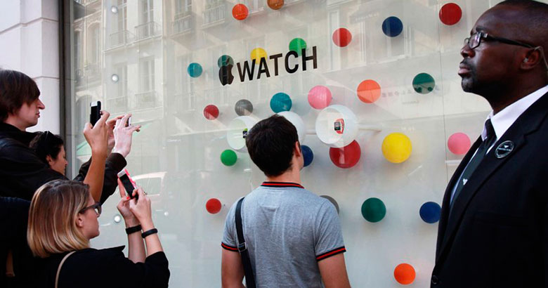 lanzamiento-apple-watch-store