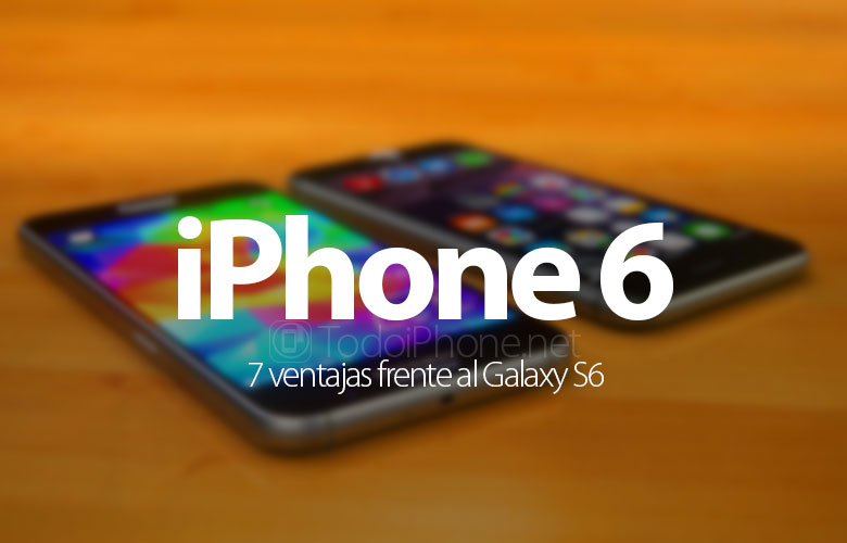 7-ventajas-iphone-6-frente-galaxy-s6