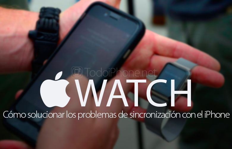 como-solucionar-problemas-sincronizacion-apple-watch