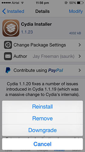 downgrade-cydia-tweaks