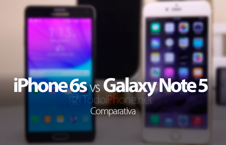 comparativa-iphone-6s-galaxy-note-5