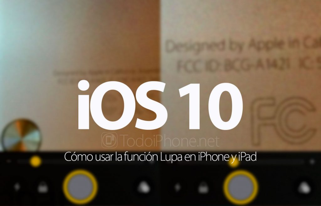 ios-10-como-usar-lupa-iphone-ipad