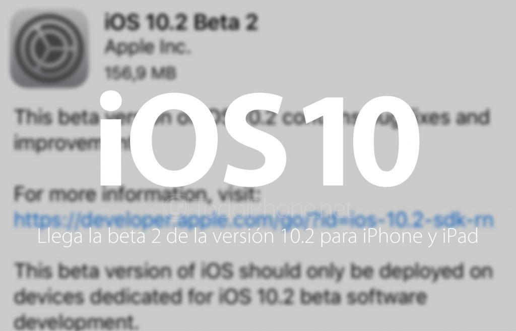 ios-10-2-beta-2-disponible-iphone-ipad